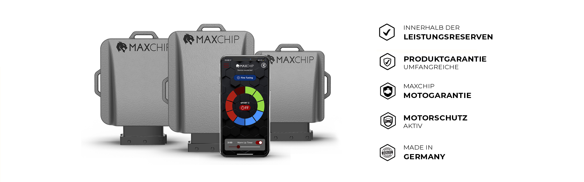 MaxChip products